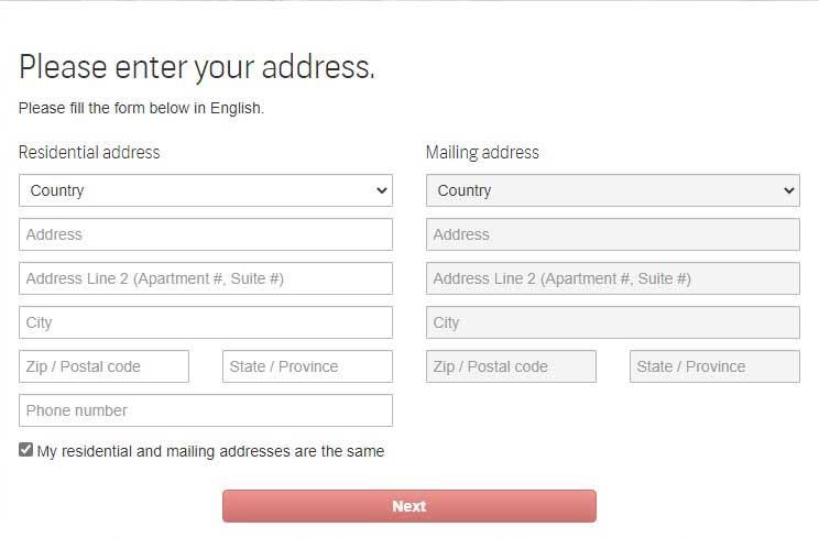 Shutterstock Address