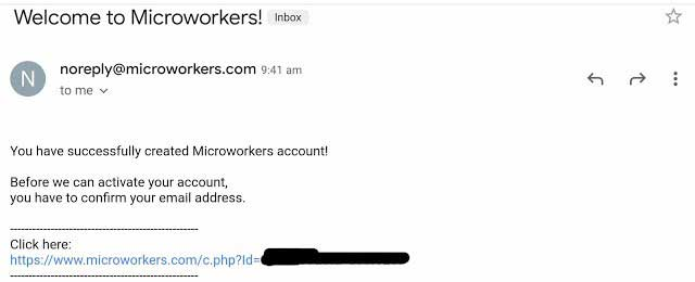 Confirm-Email-Microworkers